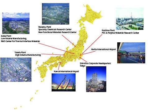 Japan mgf sites | Shin Etsu MicroSI