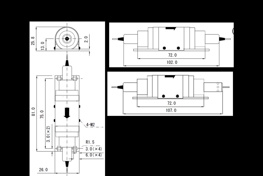 Fiber-optic Isolators